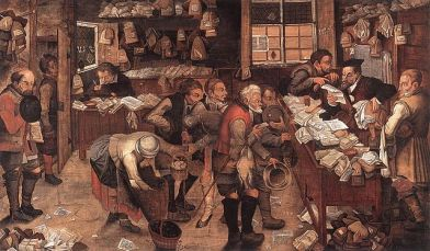 640px-Pieter_Brueghel_the_Younger_-_Village_Lawyer_-_WGA3633